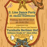 2. Akener Linedance Party