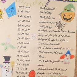 Jahresplan Hort