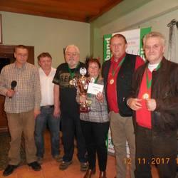 Anhalt-Bitterfelder Skat Kreismeisterschaft in Aken ausgetragen