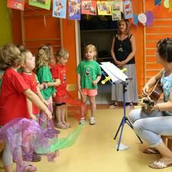 Aktivierung aller Kindereinrichtungen  zur Notbetreuung