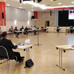 "Stadtrat beschließt Entwurfsbeschluss zur  1. Änderung des Bebauungsplanes Nr. 2 ""Wohngebiet Obselauer Weg"""