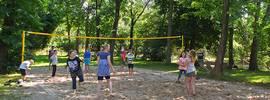 Volleyball / Beachvolleyballfeld