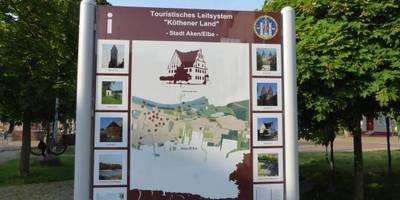 Touristisches Informations- und Leitsystem