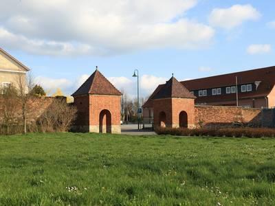 historische Stadtmauer [(c) Sabine Schumann]