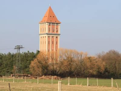 Wasserturm [(c) Sabine Schumann]