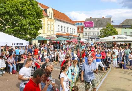 Impressionen Stadtfest 2017 [(c) Patrick Lange]