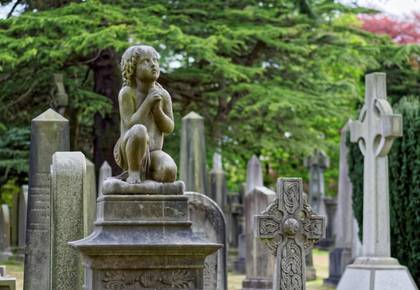 Friedhof [(c) pixabay]